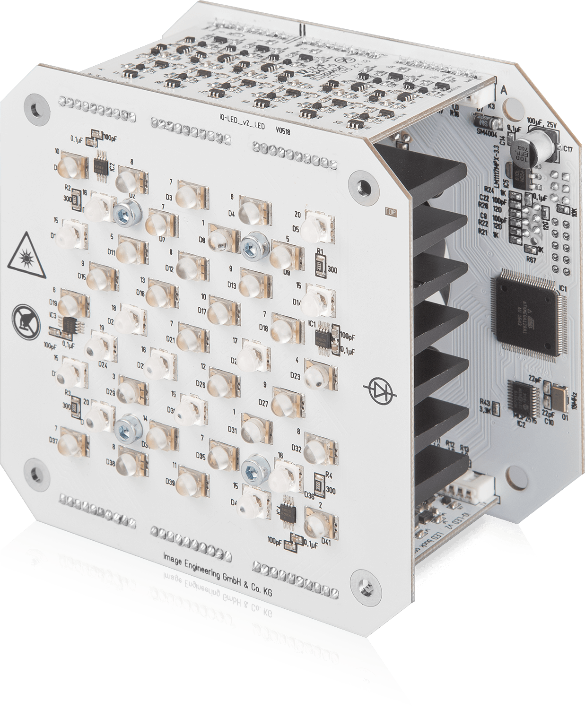 Iq Led Automatic Emergency Lamp Using Smd Leds Electronic Circuit Projects V2