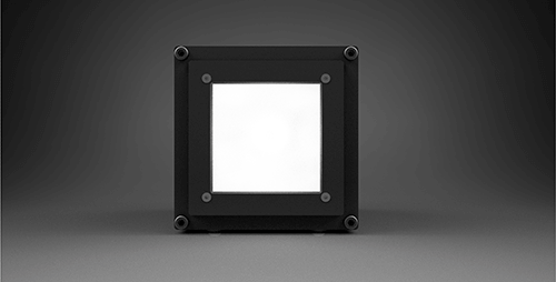 An LED-based light source driven by DC technology