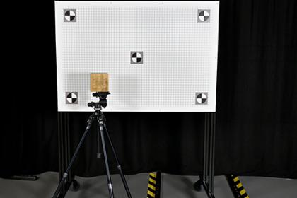 Aligning radar and visual cameras